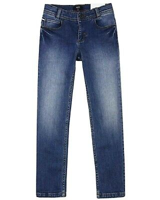 HUGO BOSS Boys Slim Fit Denim Pants, Sizes 6-16