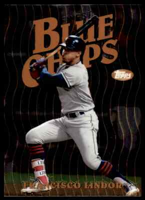 2019 Topps Finest Baseball Blue Chips Inserts - You Choose