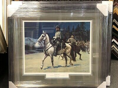No Surrender Limited Edition Print by Don Stivers Civil War