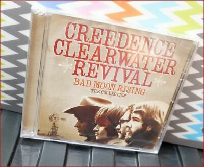Creedence Clearwater Revival/Best of CD New Sealed Bad Moon Rising CCR ProudMary