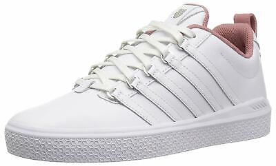 K SWISS WOMENS 95632 121 M Low Top Lace Up Fashion Sneakers