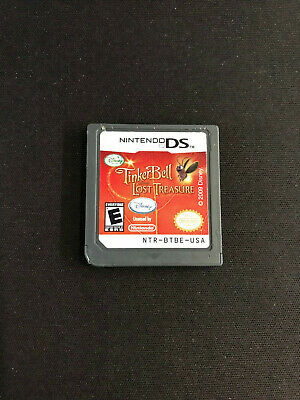 Disney Fairies: Tinker Bell and the Lost Treasure (Nintendo DS, 2009)