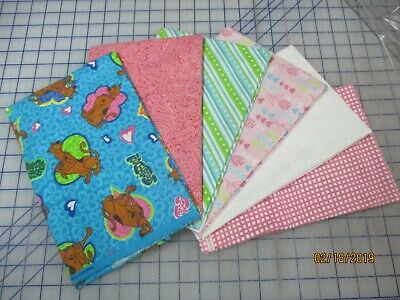 ADORABLE HELLO KITTY Baby Girl Quilt Kit-Jelly Roll Fabric
