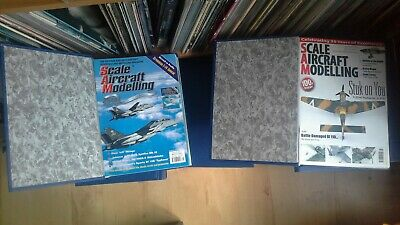 Scale Aircraft Modelling: Any 5 issues from vol 09/01 to vol 39/12 : offers ?