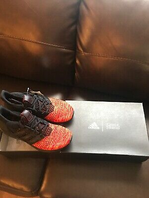 "Adidas x Game of Thrones ""House Targaryen Dragons"" Ultraboost 4.0 size 11"