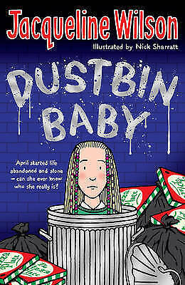 Dustbin Baby, Wilson, Jacqueline | Used Book, Fast Delivery
