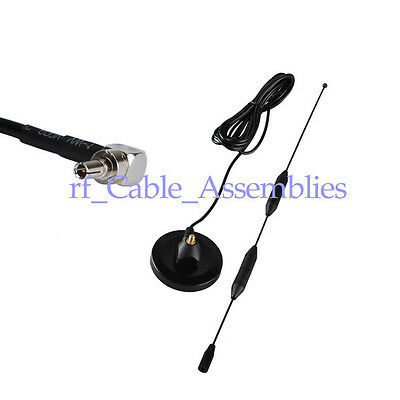 4G LTE 11DBI Mobile Wideband CRC9 Antenna for USB Modem Huawei E353