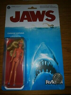 Custom Made Jaws Chrissie Watkins 1/18 Quint Brody Orca Reaction