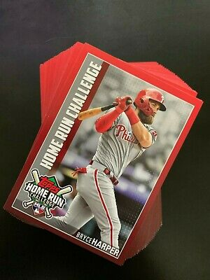 2019 Topps Series 2 - Home Run Challenge Inserts - U PICK - Complete Your Set
