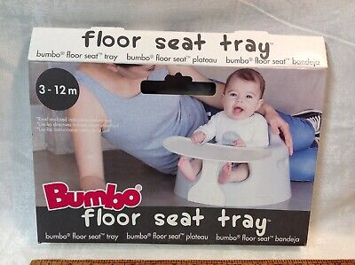 New BUMBO Floor Seat Tray Attachment For Baby BUMBO Seats