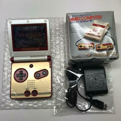 Nintendo Game Boy Advance SP NES not for sale from jAPAN