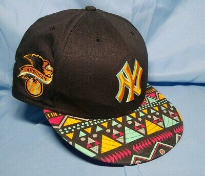 494fb2769 NEW YORK YANKEES MURDERERS ROW Snapback 9Fifty New Era MLB Hat ...