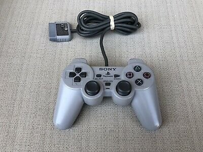 Sony SCPH-1180 Dual Analog Controller PlayStation 1 PS1 - RARE! OFFICIAL OEM