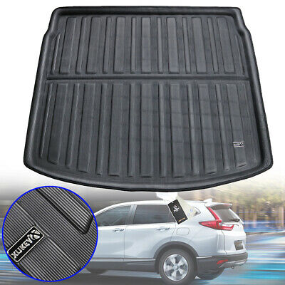 For Honda CRV CR-V 2017-2019 Boot Liner Tray Cargo Mat Rear Trunk Floor Carpet