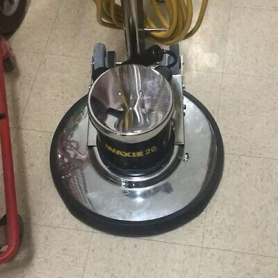 "Waxie Sanitary Supply. Waxie 20"" 1.5Hp Commercial Floor Polisher & Scrubber"