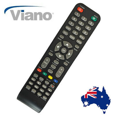New Remote Control for Viano & VIVO TV LCD LED Smart Player