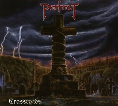 Portrait - Crossroads CD Metal Blad NEW