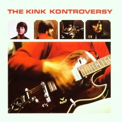The Kinks - The Kink Kontroversy Vinyl LP BMG/Sanctu NEW