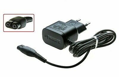 Genuine Philips Shaver Power Lead Charger Cable Cord For One Blade QP2520