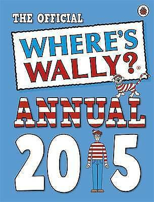 Where's Wally: The Official Annual 2015,  | Used Book, Fast Delivery