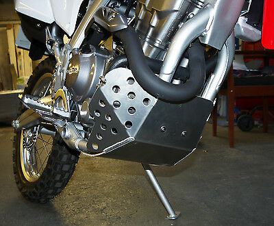 Honda CRF 250L/ M SUPERMOTO  Sump Guard Guard-Skid plate 2012-2019 SHOP SOILED