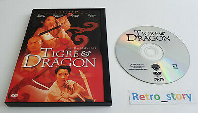 DVD Tigre & Dragon - Chow Yun FAT - Michelle YEOH