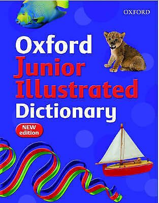 OXFORD JUNIOR ILLUSTRATED DICTIONARY, Dignen, Sheila | Used Book, Fast Delivery