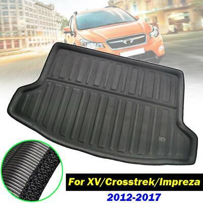 For Subaru XV Impreza 2012-2017 Boot Liner Cargo Tray Rear Trunk Floor Mat