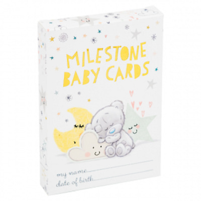 Me To You Tiny Tatty Teddy Baby Milestone Cards New