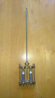 Antique french clock pendulum