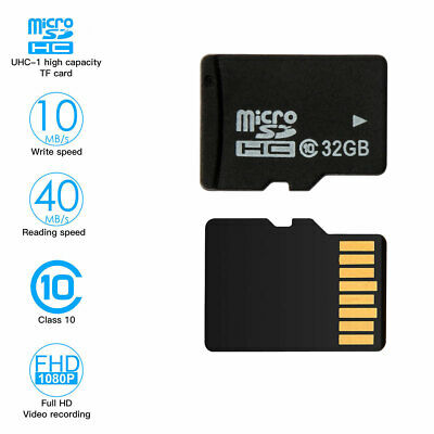 32GB Micro SD SDHC Memory Card Class 10 TF Card For Cell Phone Camera DVR Video