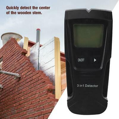 Wood Stud Finder Digital Wall Scanner 3 in 1 Metal AC Cable Live Wire Detector