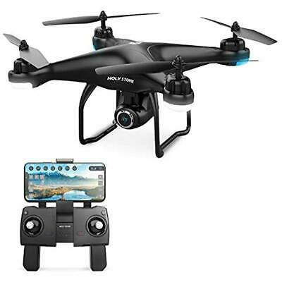 Quadcopters & Multirotors Holy Stone HS120D FPV Drone With Camera For Adults HD