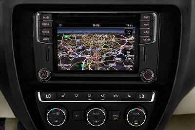Seat Discover Media Navigationssystem Bluetooth Radio CD With Code - 7N5035680A