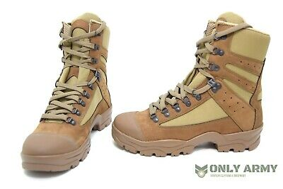 geweldige aanbiedingen beste sneakers korting NEW ISSUE FRENCH Army Desert Combat Boots Nubuck Leather ...