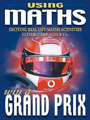 Using Maths Win A Grand Prix, TickTock Books | Used Book, Fast Delivery