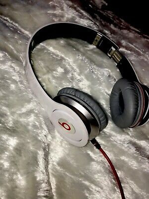 BEATS by Dr.Dre Headphones Solo HD In White