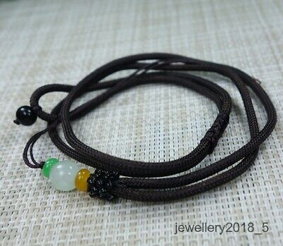 For jade Brown string cord rope 5 piece 28 inches