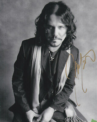 Jeff Martin  Signed Autograph The Tea Party 8X10 Photo Exact Proof #4