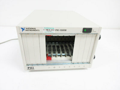 National Instruments Pxi-1000B Pxi Chassis 8-Slot Pxi Ni