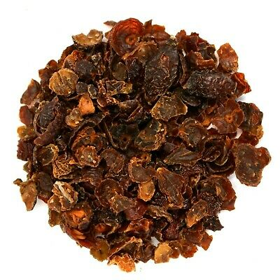 Crushed Rosehips 200g - Top Quality - Dried Rose Hip Fruit Herbal Tea, Free P&P
