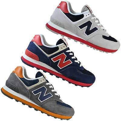 NEW BALANCE ML574ESQ navy blaugrau NEU & OVP ( 698001