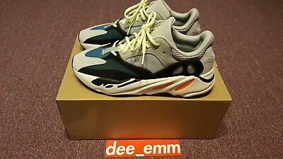 new product 35211 e9519 ADIDAS YEEZY BOOST 700 Wave Runner 10.5 DS 100% Real Authentic