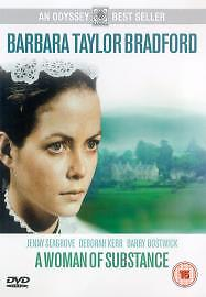 Barbara Taylor Bradford's A Woman Of Substance (DVD2003) 2 DISC Jenny Seagrove