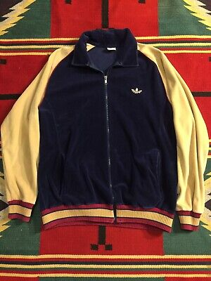 027fbc5053590 VINTAGE 80S ADIDAS Spell-Out Trefoil Multi-Color Track SweatSuit ...