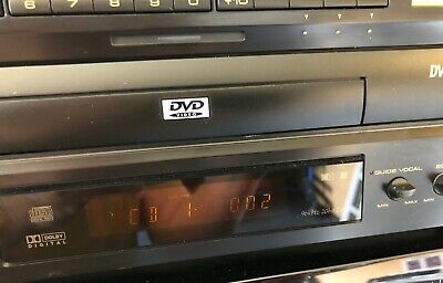 Pioneer DVL-V888 Laserdisc Karaoke DVD CD Video-CD Player Refurbished No Remote
