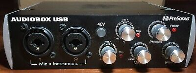 Presonus Audiobox USB MIDI Interface Black