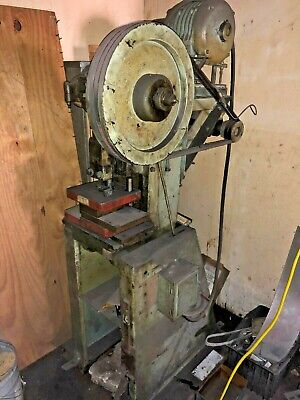 Service-Machine Industrial Mechanical Stamping Punch Press N01-a