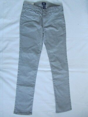 Girl's Gap new grey sparkly trousers, size 12 years