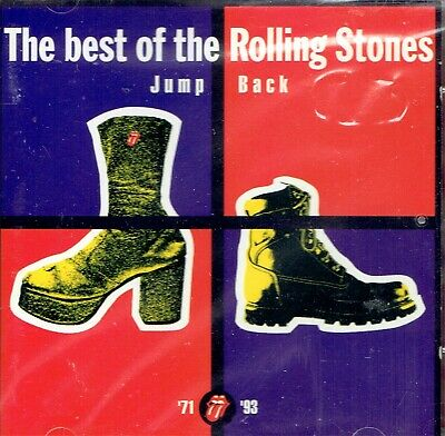 CD - THE ROLLING STONES - Jump back - The best of